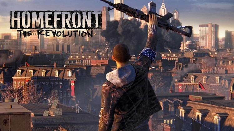 Homefront: The Revolution - Top 10 Upcoming Open World Games in 2016