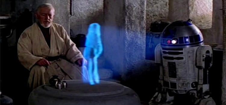 How to Turn your Smartphone into a 3D Hologram Projector