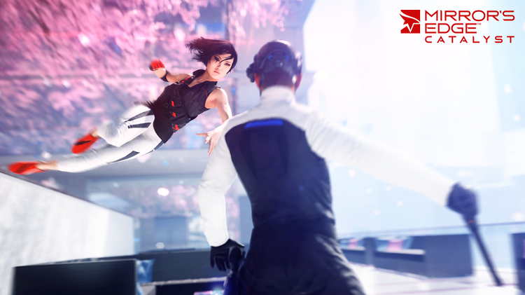 Mirror's Edge Catalyst - Top 10 Upcoming Open World Games in 2016