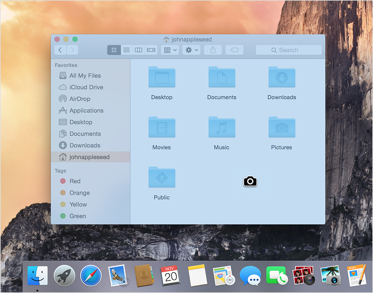 Screenshots at Your Choice - Mac