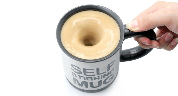 Self-Stirring Mug - Technology