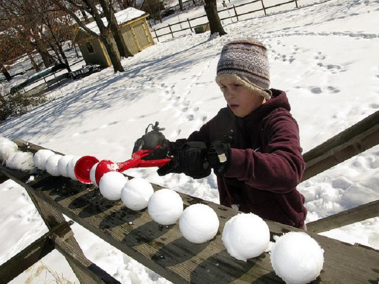 Snow Ball Maker - Technology