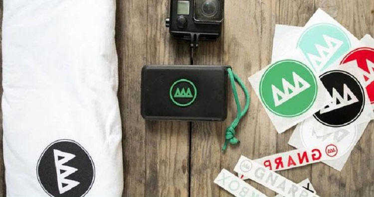 The Gnarbox - Photography Gadgets