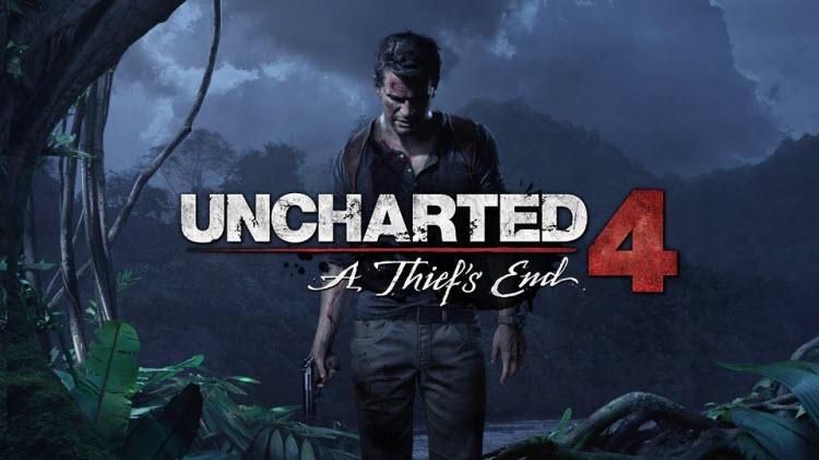 Uncharted 4: A Thief's End - Top 10 Upcoming Open World Games in 2016
