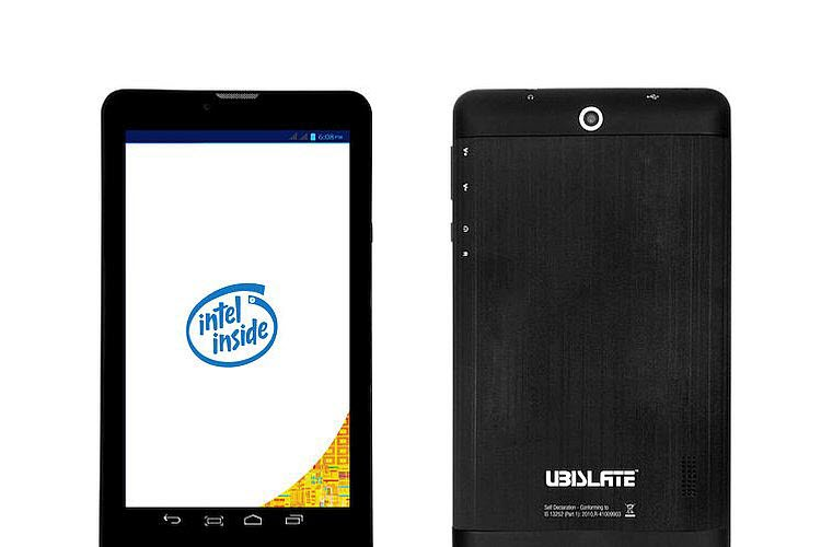 Datawind unveiled voice-calling tablet in India