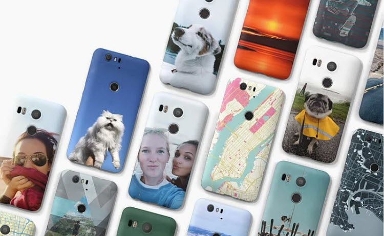 Google introduces Custom snap-on Live Cases to bring Nexus to life