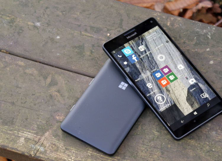 Microsoft Lumia 950 and Lumia 950 XL getting updated to the latest Windows 10 Mobile OS