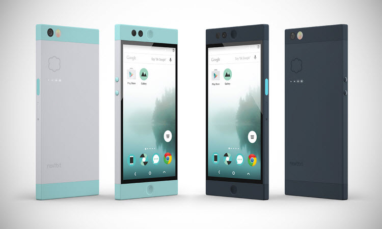The World's First cloud smartphone, Nextbit Robin, is coming to India by April-End
