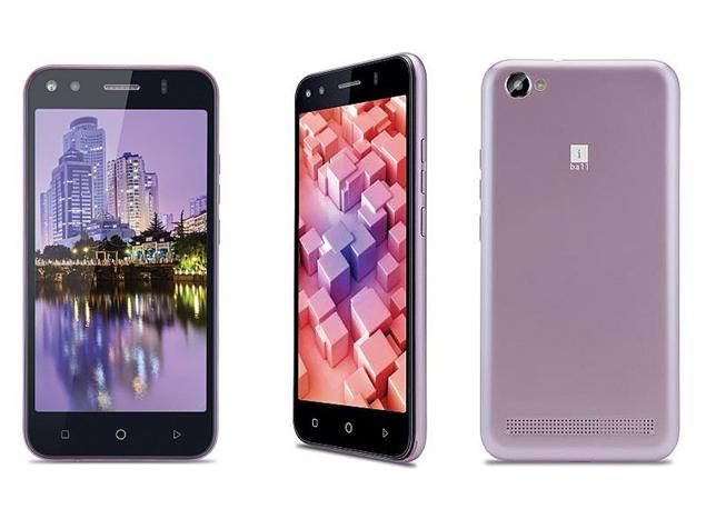 iBall Andi Blink 4G With Android 6.0 Marshmallow will be in India soon