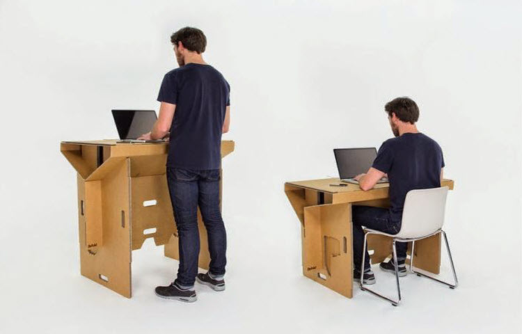 Carboard table