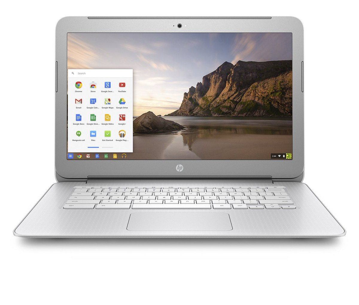 HP Chromebook 14-ak050nr 14-Inch Laptop (Intel Celeron, 4 GB RAM, 16 GB SSD)
