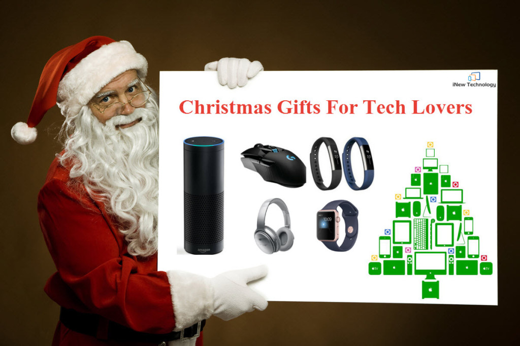 Tech Gifts For Christmas