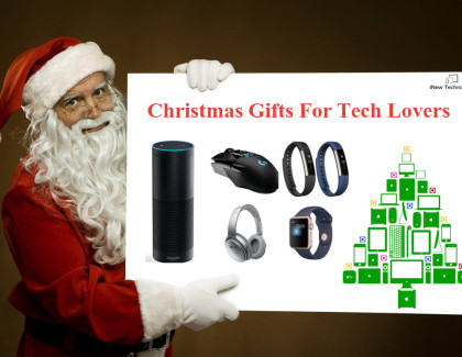 Christmas Gifts For Techies!