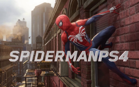 Here Comes Spiderman On PlayStation 4