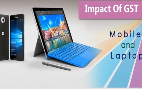 Impact Of GST On Mobile And Computer Peripherals