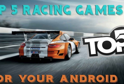 5 Amazing Racing Games For Your Android Phone