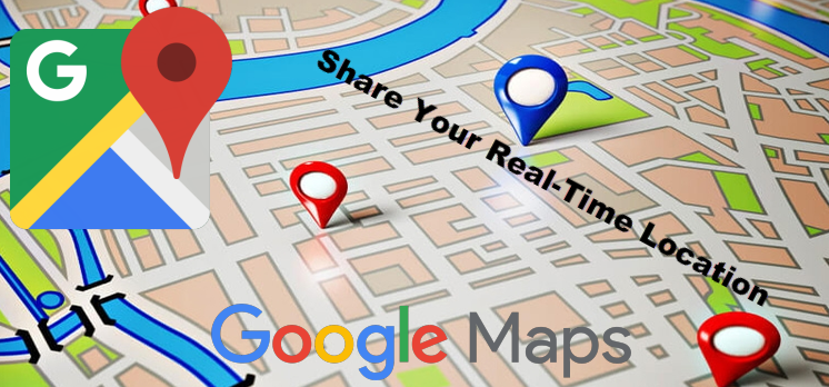 Share Your Real-Time Location