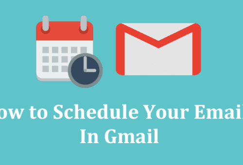 How To Schedule Email on Your Gmail