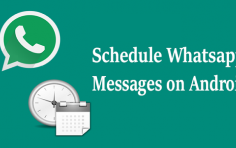 How To Schedule Whatsapp Messages On Your Android