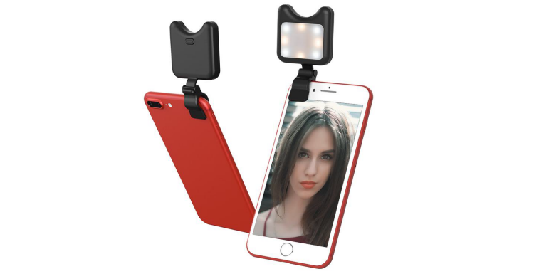 Portable Selfie Flashlights