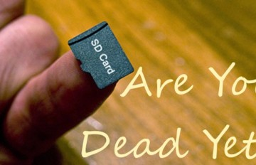 How to Recover Files and Data From a Dead SD Card